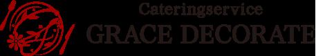 Cateringservice GRACE DECORATE
